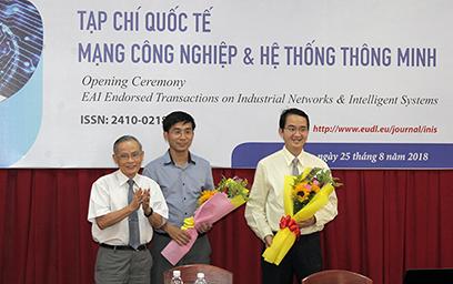 Đại học Duy Tân Ra mắt Tạp chí Mạng Công nghiệp và Hệ thống Thông minh
