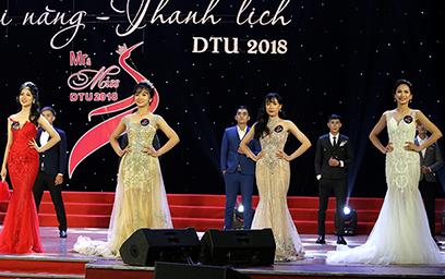 T?a sáng Sinh viên Tài nang Thanh l?ch DTU 2018