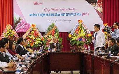 Đại học Duy Tân và Khát vọng Đổi mới