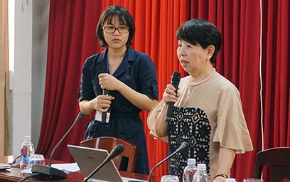 Hội thảo về nghề Điều dưỡng tại Nhật Bản