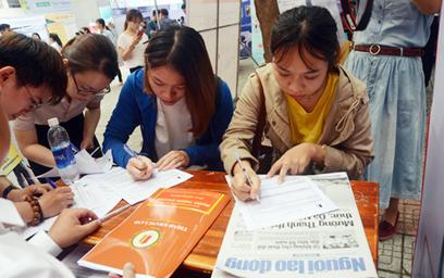 Gần 100 Doanh nghiệp Tham gia Ngày hội Việc làm tại Đà Nẵng