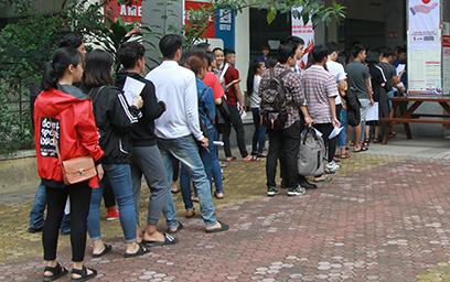 Lan tỏa Tinh thần Hiến máu Cứu người tại Đại học Duy Tân