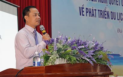 Đà Nẵng: Truyền thông Nghị quyết của Bộ Chính trị về Phát triển Du lịch đến Sinh viên Chuyên ngành
