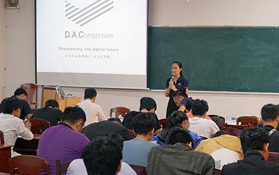 Doanh nghiệp Tuyển dụng Sinh viên Duy Tân đến Thực tập và Làm việc