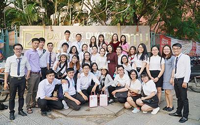 Sinh viên Đại học Duy Tân - Đà Nẵng