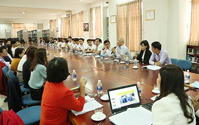 Tọa đàm Trách nhiệm Giải trình Tư pháp trong Bối cảnh Tăng cường Cải cách Tư pháp và Hội nhập Quốc tế ở Việt Nam