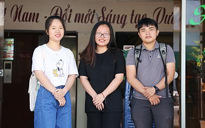 """Sinh viên Duy Tân giành 4 vé tham dự Vòng Chung kết """"Go Green in the City"""" tại Việt Nam - 2019"""