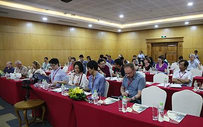 Hội nghị Quốc tế về Topo lượng tử và Hình học Hyperbolic