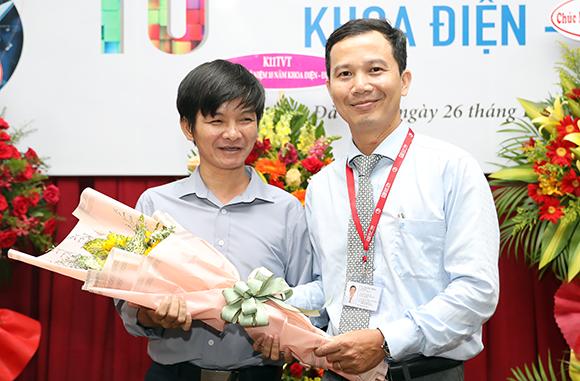 Lễ kỷ niệm 10 năm thành lập khoa Điện - Điện tử Đại học Duy Tân
