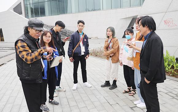 Không khí Sôi động cùng Mô hình Tuyệt đẹp của Sinh viên Kiến trúc Toàn quốc tại Festival 2020