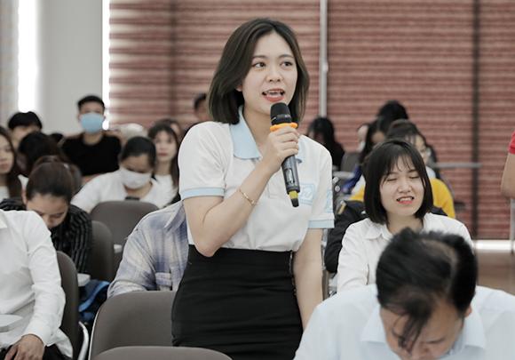 """ĐH Duy Tân Tổ chức Chuyên đề """"Sinh viên với Quyền Sở hữu Trí tuệ năm 2021"""""""