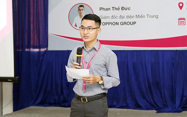"""Sinh viên Duy Tân Hào hứng với Workshop """"Good things take time"""""""