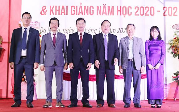 Trường Đại học Duy Tân ra mắt 5 trường đào tạo thành viên