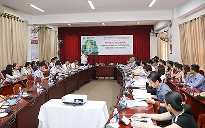 Hội thảo Khoa học Không gian An ninh và Phát triển của Việt Nam - Những Vấn đề Lý luận và Thực tiễn