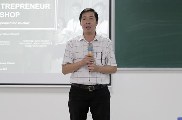 Hội thảo Khởi nghiệp về mảng năng lượng tái tạo tại Đại học Duy Tân