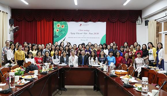 Đại học Duy Tân Tổ chức Lễ kỷ niệm 90 năm ngày Phụ nữ Việt Nam