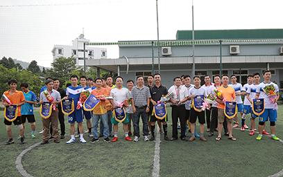 Khai mạc Giải bóng đá Truyền thống Đại học Duy Tân lần XII