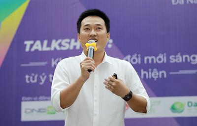 Trường Đại học Duy Tân: Thúc đẩy khởi nghiệp đổi mới sáng tạo trong sinh viên