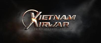 """Banner của series phim """"Không Chiến Việt Nam"""". (Ảnh: Silver Swallow Studio)"""