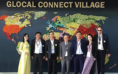 Đại học Duy Tân tham gia Hội nghị thường niên P2A 2019