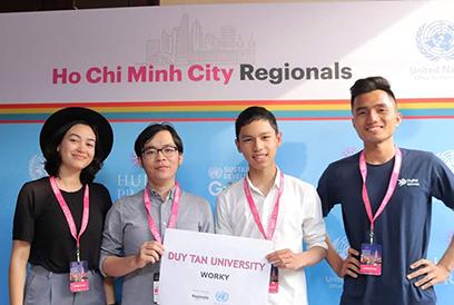 Đội tuyển ĐH Duy Tân lọt vào Chung kết Hult Prize khu vực Đông Nam Á 2019