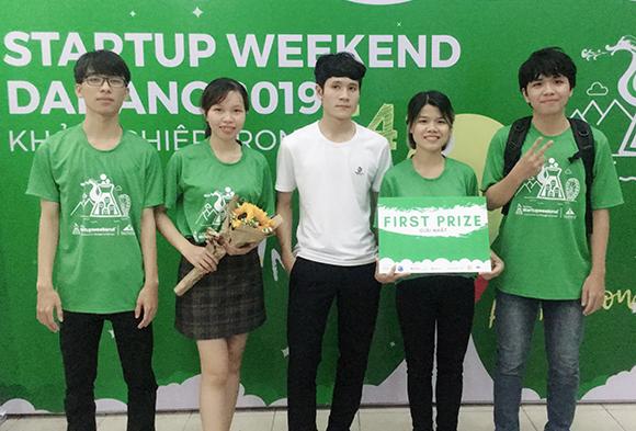 Đại học Duy Tân giành nhiều giải Nhất, Nhì, Ba tại các Cuộc thi Khởi nghiệp