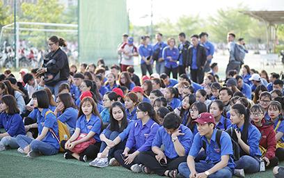 Lễ Ra quân Tháng Thanh niên 2019 và Phát động Hội thao Sinh viên Duy Tân lần thứ II