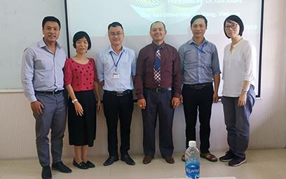 Đại học Duy Tân mở Ngành học mới Logistics & Quản lý chuỗi Cung ứng năm 2019