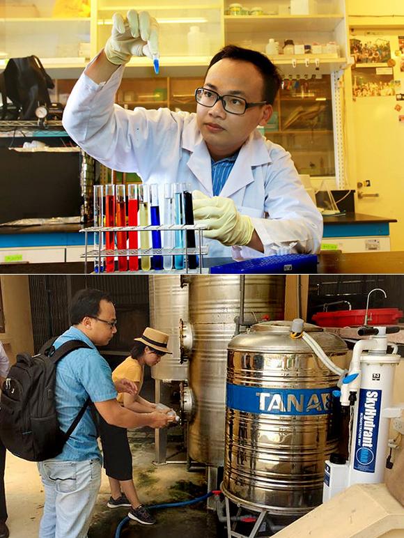 Nhà khoa học ĐH Duy Tân - Thành viên Ban Biên tập của 12 Tạp chí Quốc tế được trao Quả cầu vàng 2019