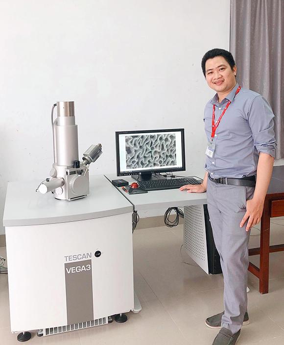 Nhà Khoa học Đại học Duy Tân được trao Giải KHCN và Đổi mới ASEAN - Hàn Quốc
