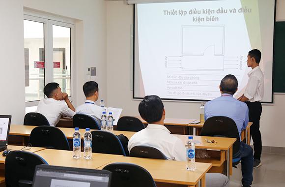 Trường Công nghệ Tổ chức Hội nghị Nghiên cứu Khoa học Sinh viên