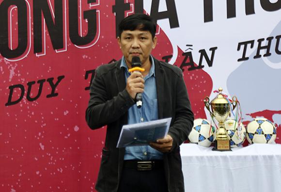 Khai mạc Giải bóng đá Mini nam Truyền thống lần thứ XIII