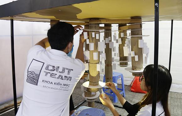 Sinh viên Kiến trúc Toàn quốc cùng Tranh tài tại Festival 2020