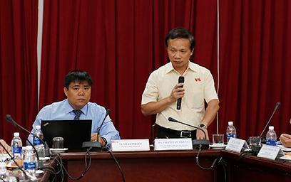 Đại học Duy Tân Tiếp đoàn Khảo sát Ủy ban Văn hóa Giáo dục Thanh niên, Thiếu niên và Nhi đồng