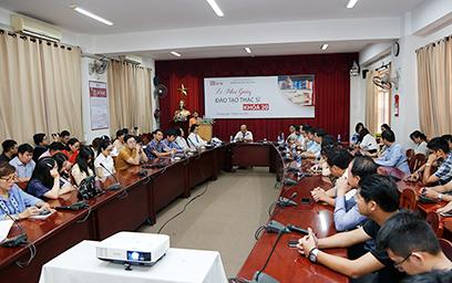 Đại học Duy Tân Tổ chức Trại hè Nghiên cứu Khoa học Quốc tế lần thứ 5