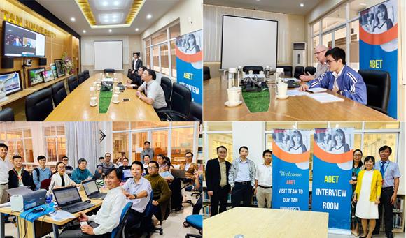 Đại học Duy Tân có thêm Chương trình Công nghệ/Kỹ thuật phần mềm đạt ABET