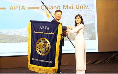 Hội nghị của Tổ chức Du lịch châu Á -Thái Bình Dương (APTA) 2019 tại ĐH Duy Tân