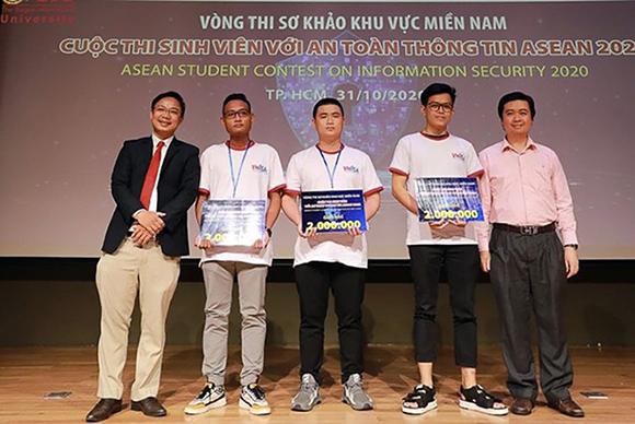 Sinh viên Đại học Duy Tân là đại diện duy nhất miền Trung vào chung kết
