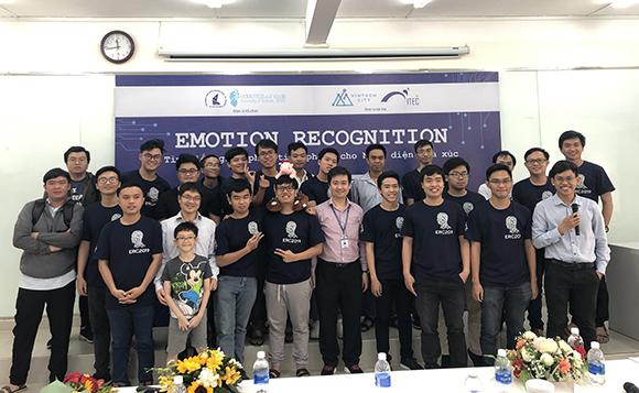 Cán bộ Đại học Duy Tân giành giải Nhất cuộc thi ERC2019