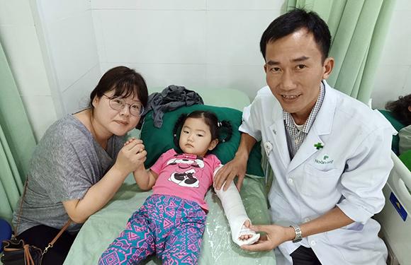Thạc sĩ Điều dưỡng ĐH Duy Tân - Điều dưỡng trưởng, Khoa Cấp cứu Bệnh viện Hoàn Mỹ