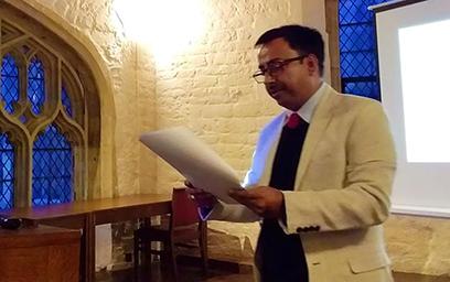 Giảng viên Đại học Duy Tân tham dự Hội nghị tại Đại học Oxford