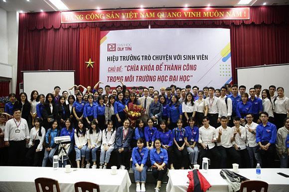 Đại học Duy Tân tăng hơn 100 hạng, vào Top 351-400 trường đại học tốt nhất châu Á