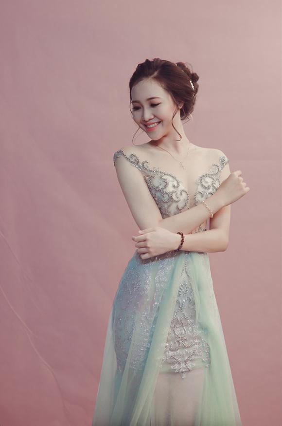 Nhan sắc của Sinh viên Đại học Duy Tân Lọt vào Bán kết Hoa hậu Việt Nam 2020