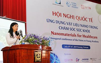 Các nhà khoa học quốc tế bàn về ứng dụng vật liệu nano trong chăm sóc sức khỏe