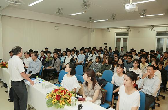 Hội thảo Chuẩn Kỹ năng và Sát hạch Công nghệ Thông tin tại Đại học Duy Tân