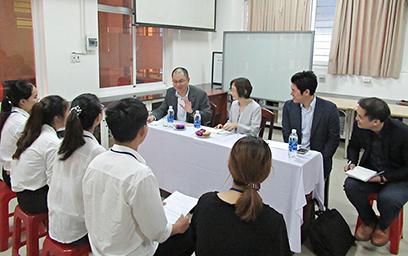 Cơ hội cho sinh viên Điều Dưỡng Duy Tân làm việc Nhật Bản