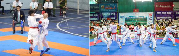 CLB Karate ĐH Duy Tân