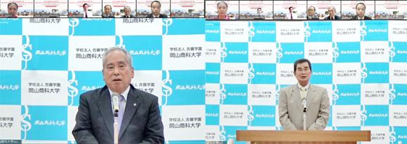 ĐH Duy Tân, ĐH Okayama Shoka và Quỹ Hỗ trợ Du học Nhật Bản Ký kết đưa Sinh viên Du học tại Nhật Bản