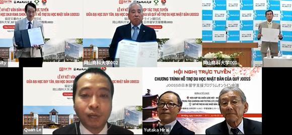 Du học Nhật Bản qua Chương trình Việt - Nhật của Đại học Duy Tân