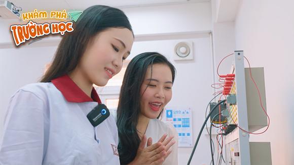 19h hôm nay 8-5, phát sóng 'Khám phá trường học' tại Đại học Duy Tân